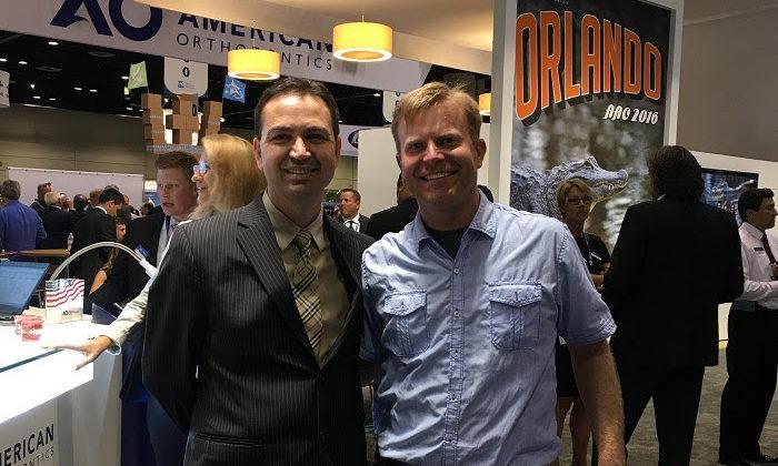 Congresso Mundial de Ortodontia de Orlando